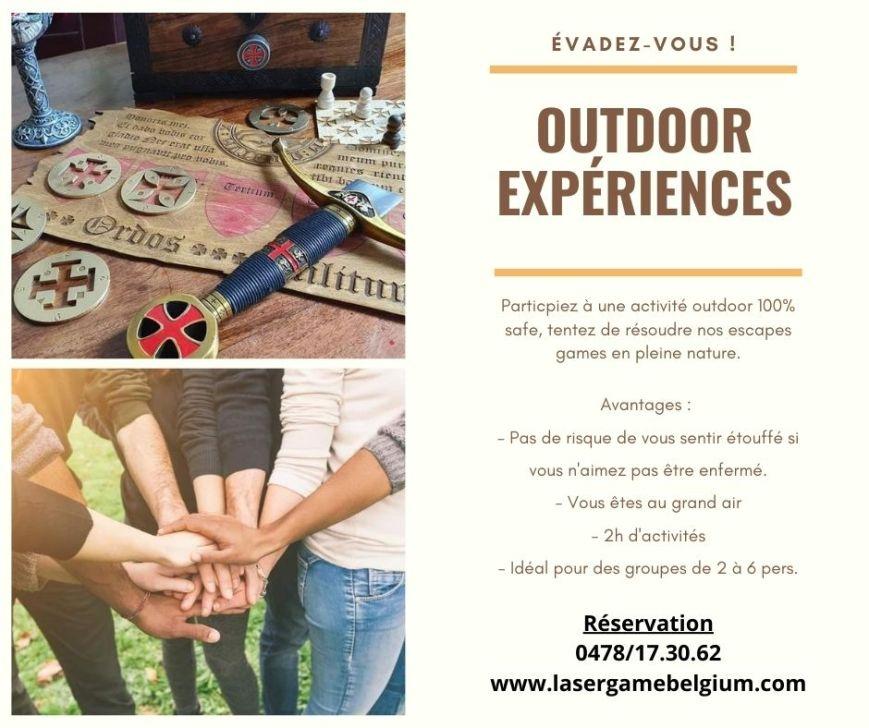 Outdoor expériences (1)